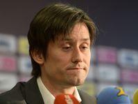 Tomáš Rosický, photo: ČTK
