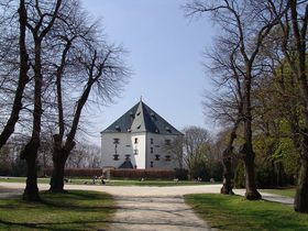 Letohrádek Hvězda, foto: Miloš Turek
