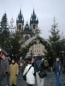 Староместская площадь, 5 ноября 2003