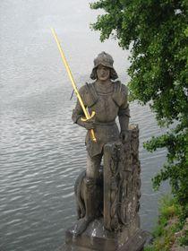 скульптура Брунцвика, Карлов мост, фото: Штепанка Будкова