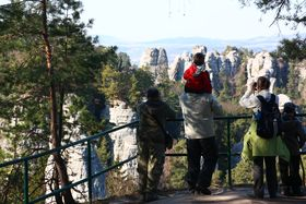 Rocas de Prachov, foto: Štěpánka Budková