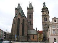 Heilig-Geist-Kathedrale in Hradec Králové