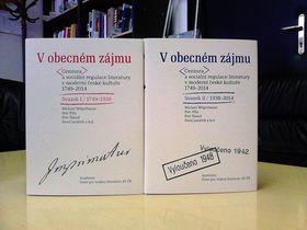 "Foto: Offizielle Facebook-Seite des Buches ""V obecném zájmu"""