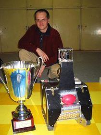 Dr David Obdrzalek, photo: Pavla Horakova