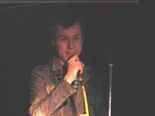 Poetry-Slam: Bohdan Bláhovec