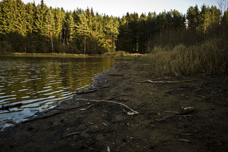 Czech water reservoirs are far from full, photo: Vít Pohanka