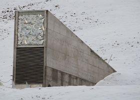 La Bóveda Global de Semillas de Svalbard, foto: Wikipedia / CC BY-SA 3.0