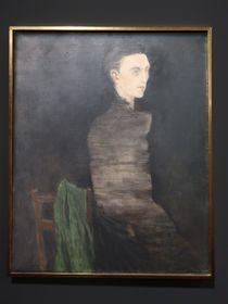 Josef Šíma, 'Le portrait de Roger Gilbert-Lecomte', 1929, photo: Anna Kubišta