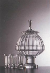 Decanter and Glasses by Kotera