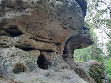 Cuevas de la Mano del Diablo, foto: Ivana Bernáthová