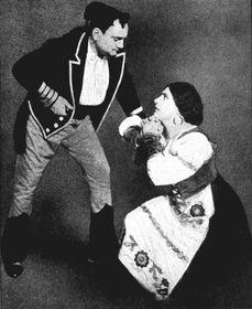 Энрико Карузо и Эма Дестиннова, фото: открытый источник
