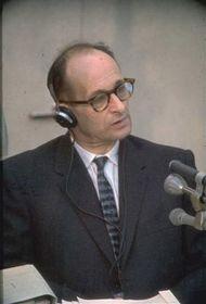 Adolf Eichmann, foto: archiv Izraelského vládního tiskového úřadu, Public Domain