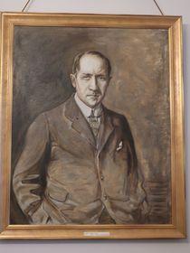 Porträt von Alfred Stiassni (Foto: Martina Schneibergová)