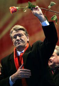 Mr Yushchenko, photo: CTK