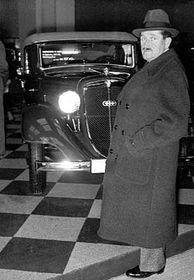 Ferdinand Porsche, photo: CTK