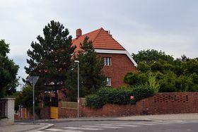 Vila Emila Filly v Praze - Střešovicích, foto: Sefjo, CC BY-SA 3.0