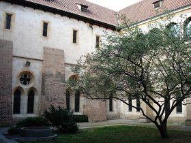 Le couvent Sainte-Agnès, photo: Diligent, Wikimedia Commons