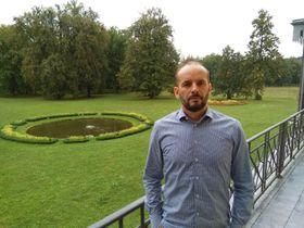 Иржи Дворжачек, фото: Zdeněk Zajíček, Чешское радио