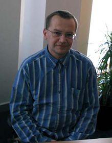 Tomáš Knopp, foto: autorka