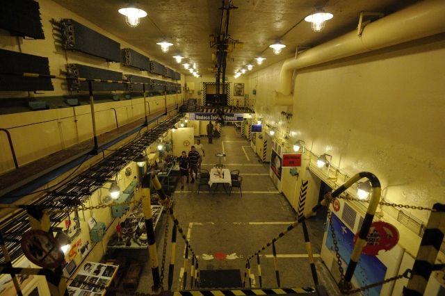 Relikte Des Kalten Krieges Bunker Wird Zum Museum Radio