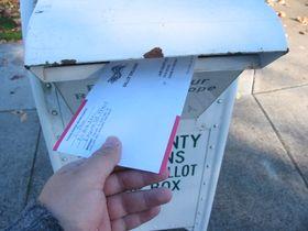 Korespondenční hlasování vUSA, foto: Chris Phan, CC BY-SA 3.0