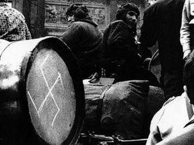 Viele Tschechoslowaken vergleichen den Einmarsch der Warschauer-Pakt-Truppen im August 1968 mit der Besetzung ihres Landes durch die deutsche Wehrmacht 1938 (Foto: DHM)