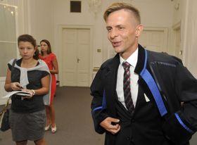 Petr Kalla, avocat de Jiří Ambrož, photo: ČTK