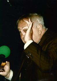 Miroslav Horníček, photo: Archives de ČRo