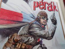 Photo repro: Petr Janeček, Mýtus o Pérákovi / Argo