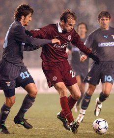 Partido de Lazio de Roma contra Sparta de Praga, foto: CTK