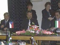 Ministros del grupo de Visegrado