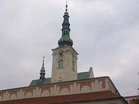 Prostějovská radnice, foto: Andrea Fajkusová