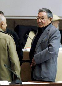Raúl Castro, foto: ČTK