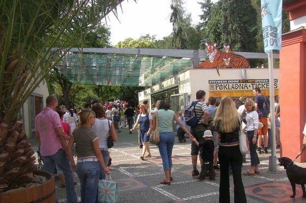 Zoo v Praze, foto: Miaow Miaow, Public Domain