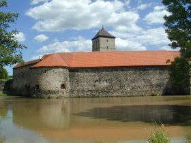 Castillo de Švihov, foto: Kateřina Oratorová