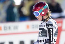 Ester Ledecká, photo: ČTK/AP/Gian Ehrenzeller/Keystone