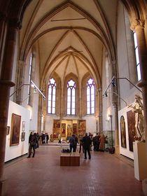 Anežský klášter s výstavou o své zakladatelce