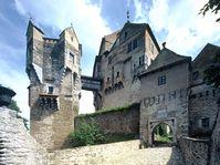 Le château de Pernstejn