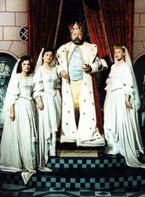 Жил-был один король, фото: Národní filmový archiv