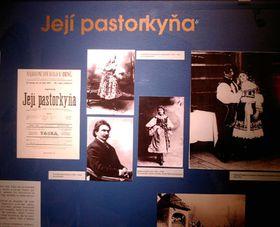 Exposición 'Leos Janácek y Brno'