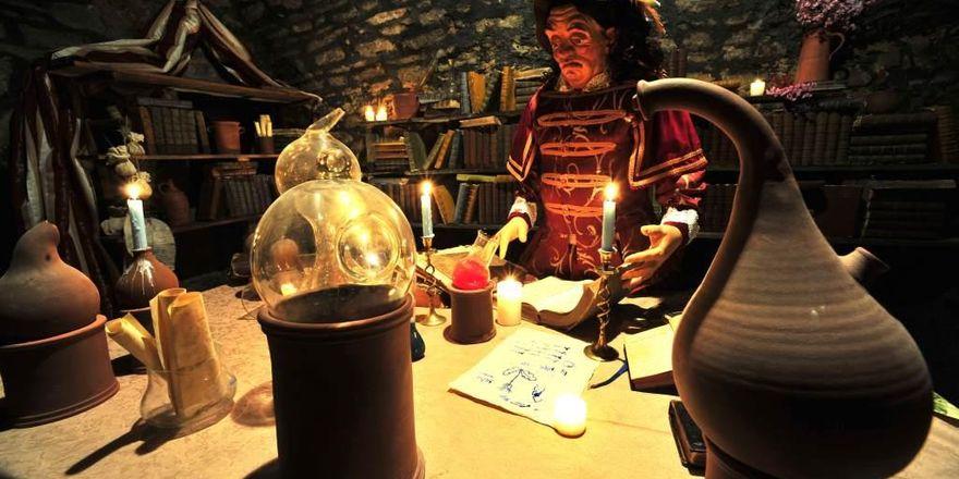 «Мастерская алхимика», фото: Михал Трнка, ЧРо
