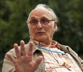 Carlos Saura, foto: Marek Malušek