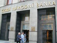 Czech National Bank, photo: archive of Radio Prague