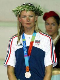 Lenka Smídová, foto: CTK