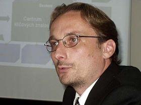 Generální ředitel Czechinvestu Radomil Novák, foto: Autor