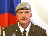 Tomáš Procházka, photo: archive of Czech Army