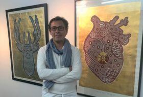 Felipe Espinosa, foto: Juan Pablo Bertazza