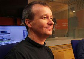 Петр Гонзейк, фото: Ян Бартонек, Чешское радио
