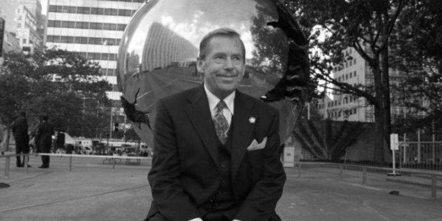Václav Havel, photo: Karel Cudlín