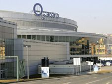 O2 Arena, photo: Filip Jandourek, ČRo